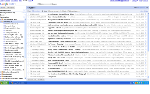 Some talkaboutlocal websites as seen on Google Reader