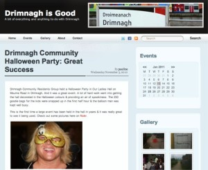 Drimnagh is Good – a great illustration of the power of Google