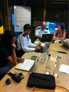 Live web chat with police through your hyperlocal site – hints and tips