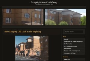 Kingsley House: 'The forgotten block'
