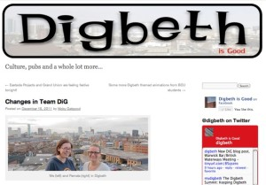 Changes in Team DiG | Digbeth is Good