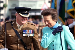 The power of a royal visit and the hope of content collaboration
